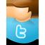 blogoseando twitter icono